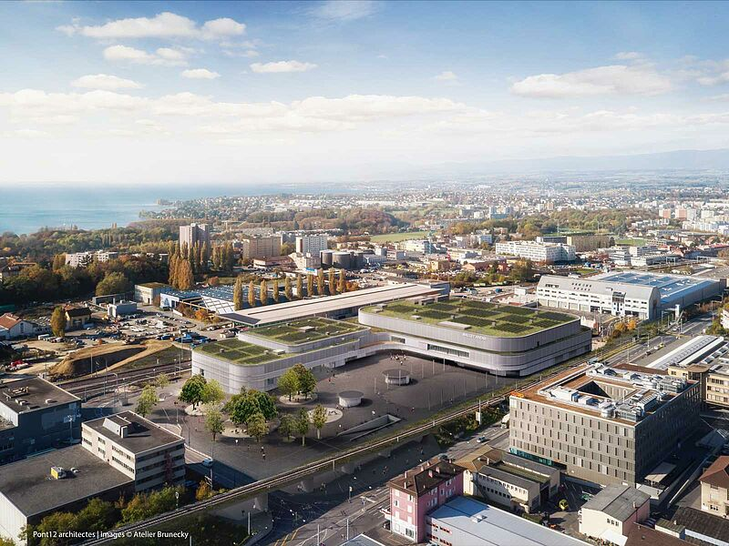 CIMunity: Lausanne: New Vaudoise arena will open in fall