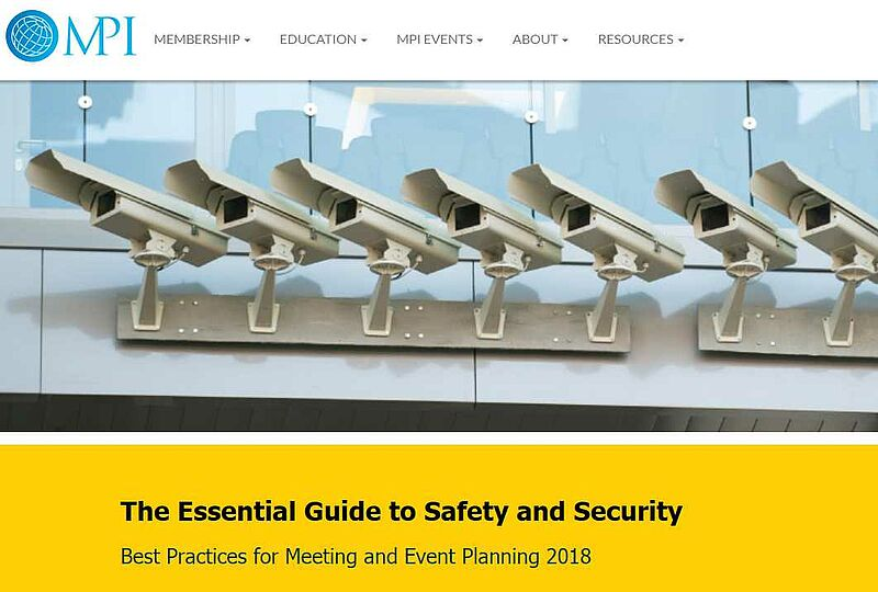 CIMunity: MPI to publish Safety and Security Guide
