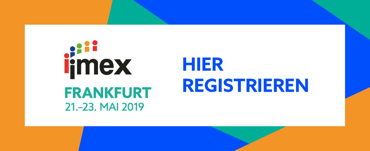 IMEX Registrierung